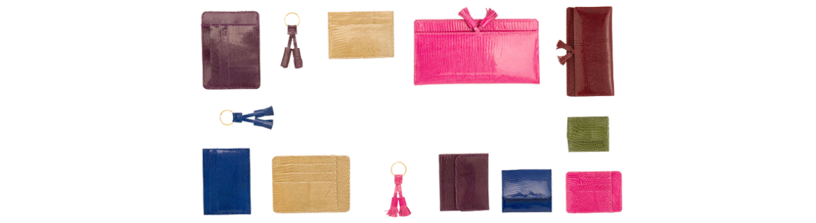 Wallets and small leather goods